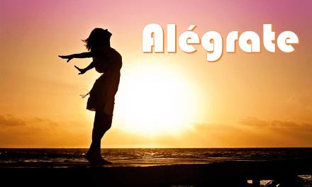 III DOMINGO DE ADVIENTO: ALÉGRATE