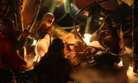 NAVIDAD EN LA FAMILIA PALAUTIANA: GOYA, COLEGIO SANTA TERESA DE JESÚS