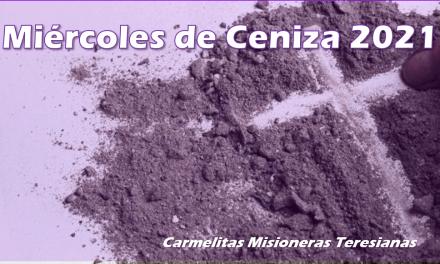 Miércoles de Ceniza 2021_Momento Orante