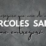 MIÉRCOLES SANTO: ¿ACASO SOY YO MAESTRO?