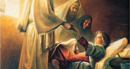 XIII DOMINGO DEL TPO ORDINARIO:  Compasión ante el dolor