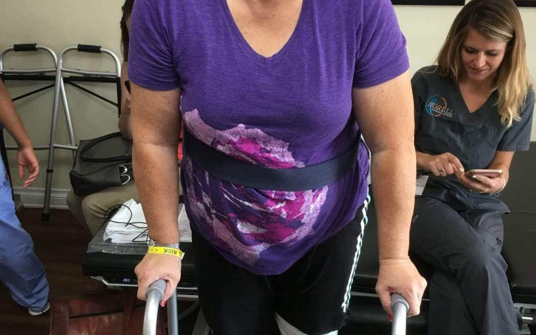 Mom with CMT Loses Her Leg but Gains Strength for Her Daughter