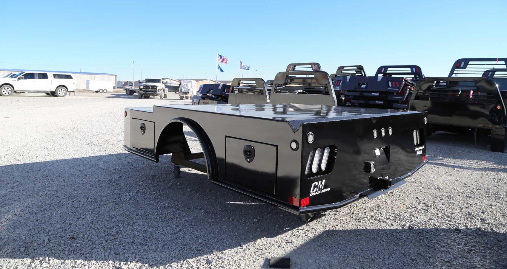 Wd Steel Skirted Welder Body Cm Truck Beds