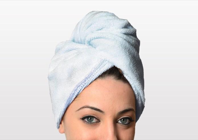ClioMakeUp-errori-spazzolare-capelli-turbante