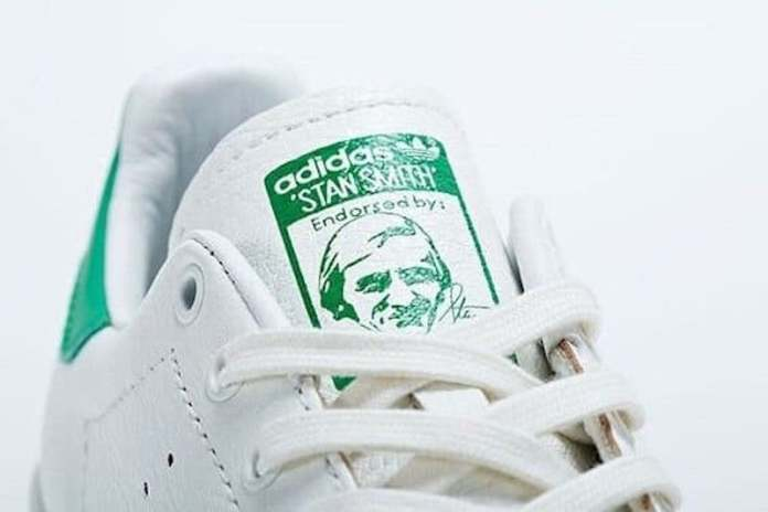 ClioMakeUp-stan-smith-adidas-outfit-sneakers-bianche-pelle-colorate-personalizzate-face-logo