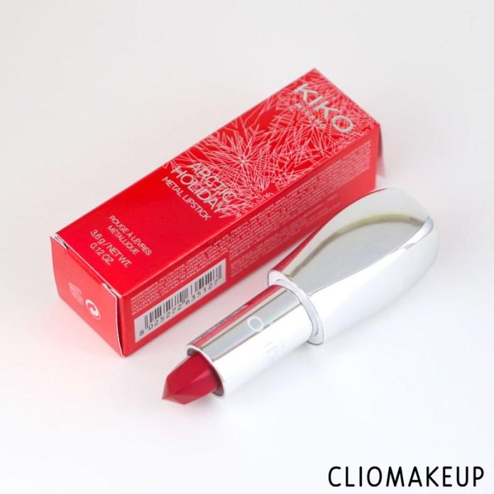 cliomakeup-recensione-rossetti-arctic-holiday-metal-lipstick-kiko-2