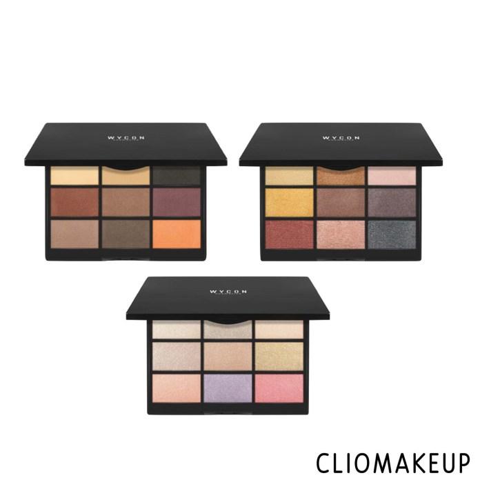 cliomakeup-recensione-palette-wycon-quick palette-eyeshadow-3