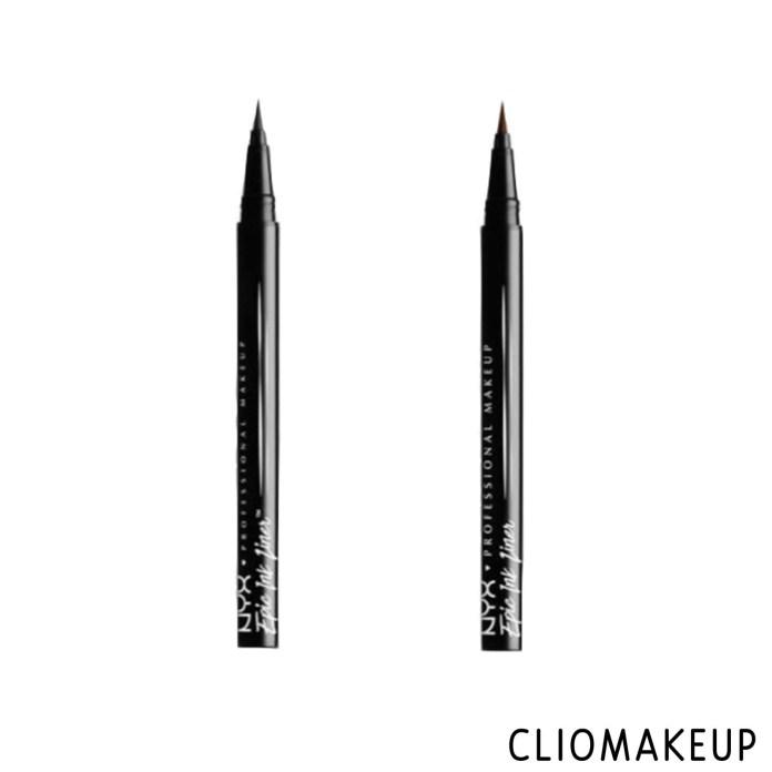 cliomakeup-recensione-eyeliner-nyx-epic-ink-liner-brown-3