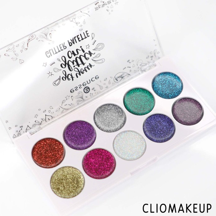 cliomakeup-recensione-palette-essence-get-your-glitter-on-palette-2