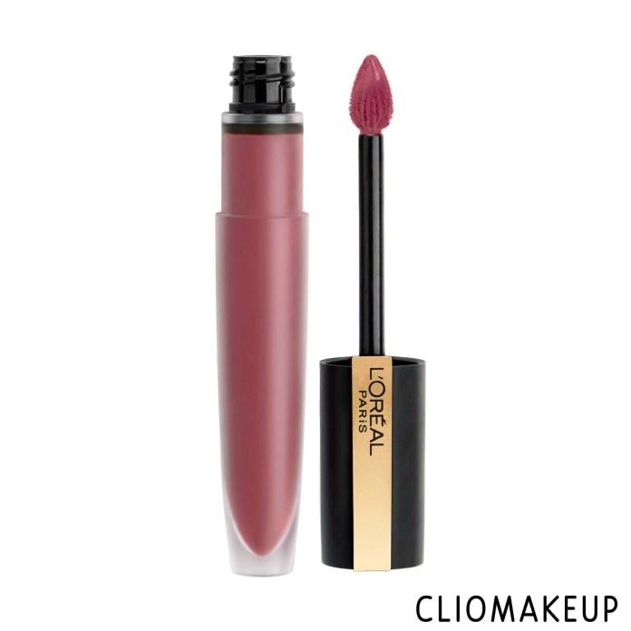 cliomakeup-recensione-rossetti-l'oreal-rouge-signature-lasting-matte-liquid-lipstick-1