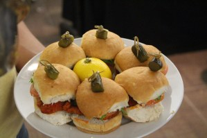 Amazing Circle of Sandwiches - Dan Francis, SDC President, 2015-16