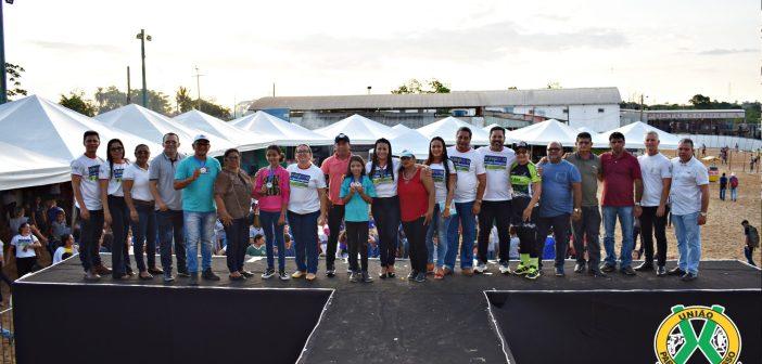 Vitória do Xingu é destaque com medalhas na OLP