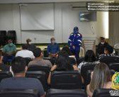 Câmara Municipal participa de Reunião de Contingência para Novas Medidas de Combate ao COVID19 em VTX