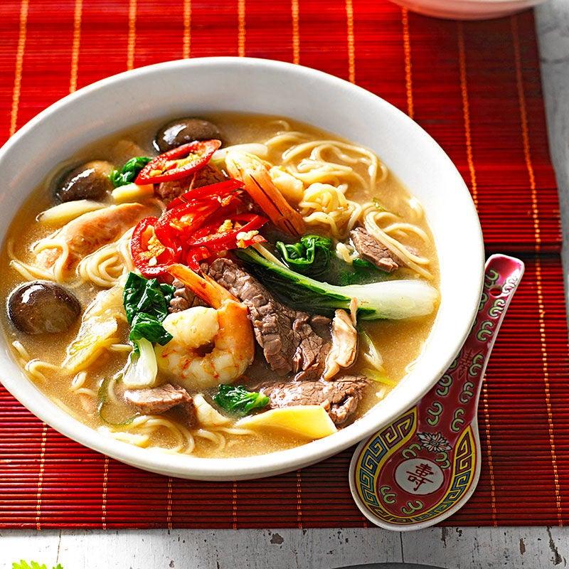 Ww Fresh Vegetable Soup