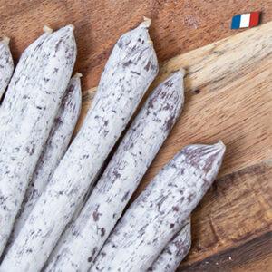 Charcuterie saucisson Auvernou, fabriqué en France
