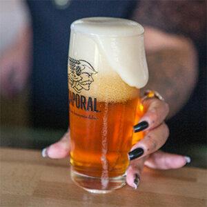 Bière Brasserie Caporal, élaborée en France