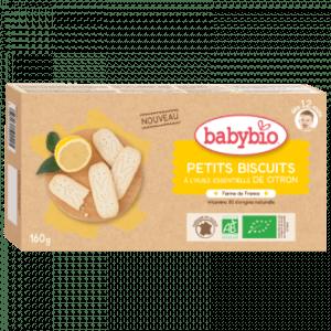 Babybio alimentation infantile, fabriqué en France