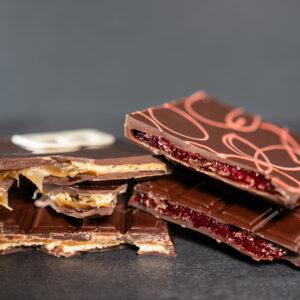 Chocolat Bernachon, élaboré en France