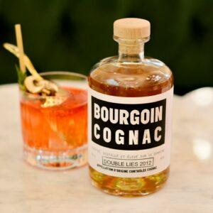 Cognac Bourgoin Cognac, élaboré en Charente