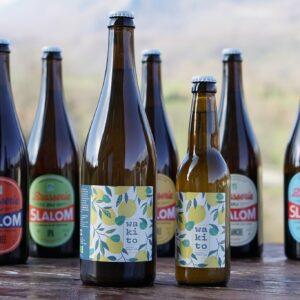 Bières Brasserie du Slalom, fabriquées en France en Auvergne-Rhône-Alpes à Chapelle-en-Vercors