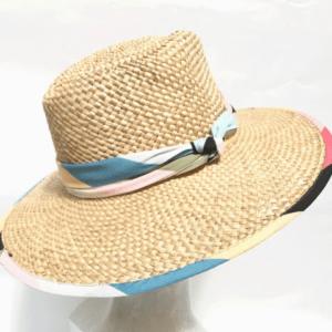 chapeau paille nelly bichet boutique été