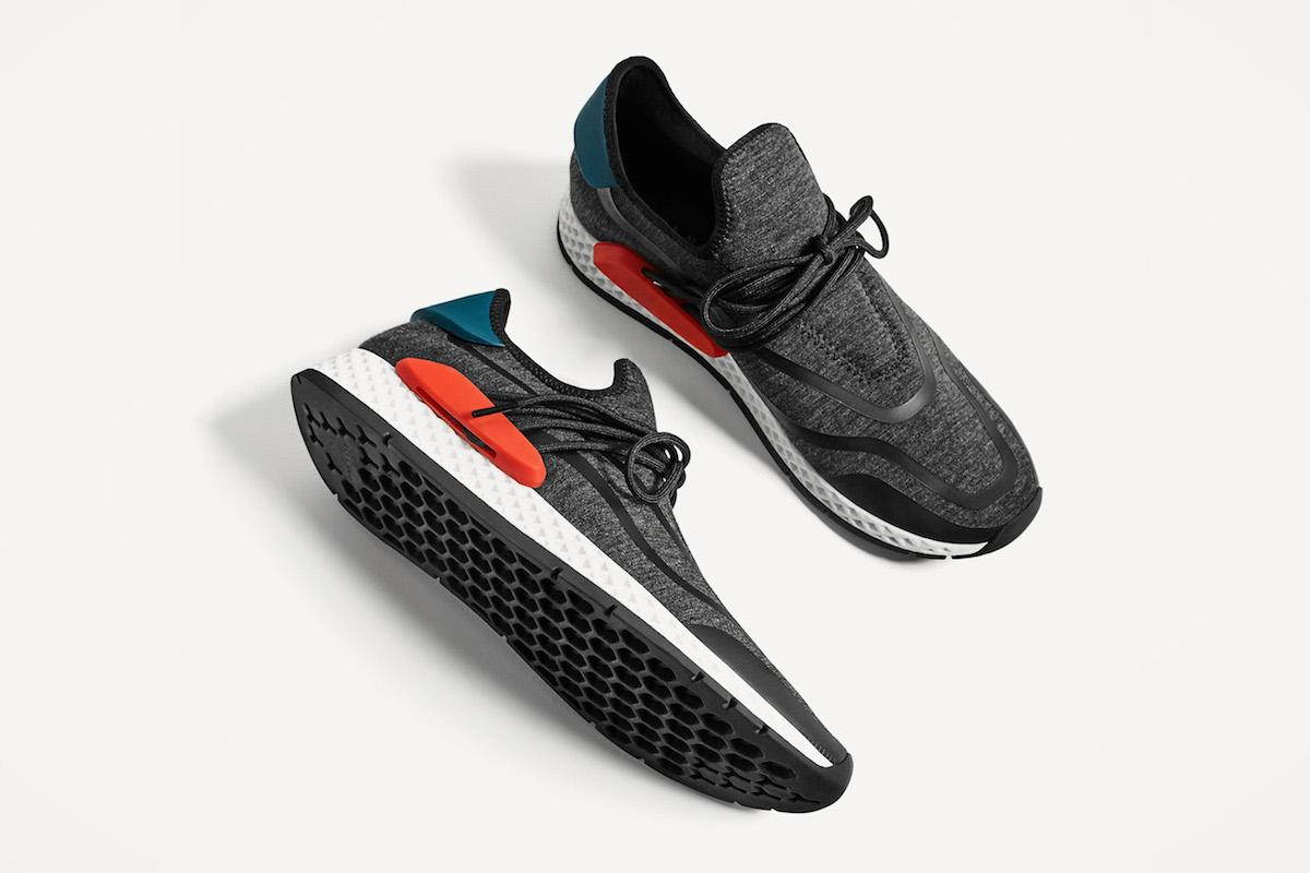 繼續向 adidas「致敬」-ZARA 最新鞋款再掀抄襲風波!?