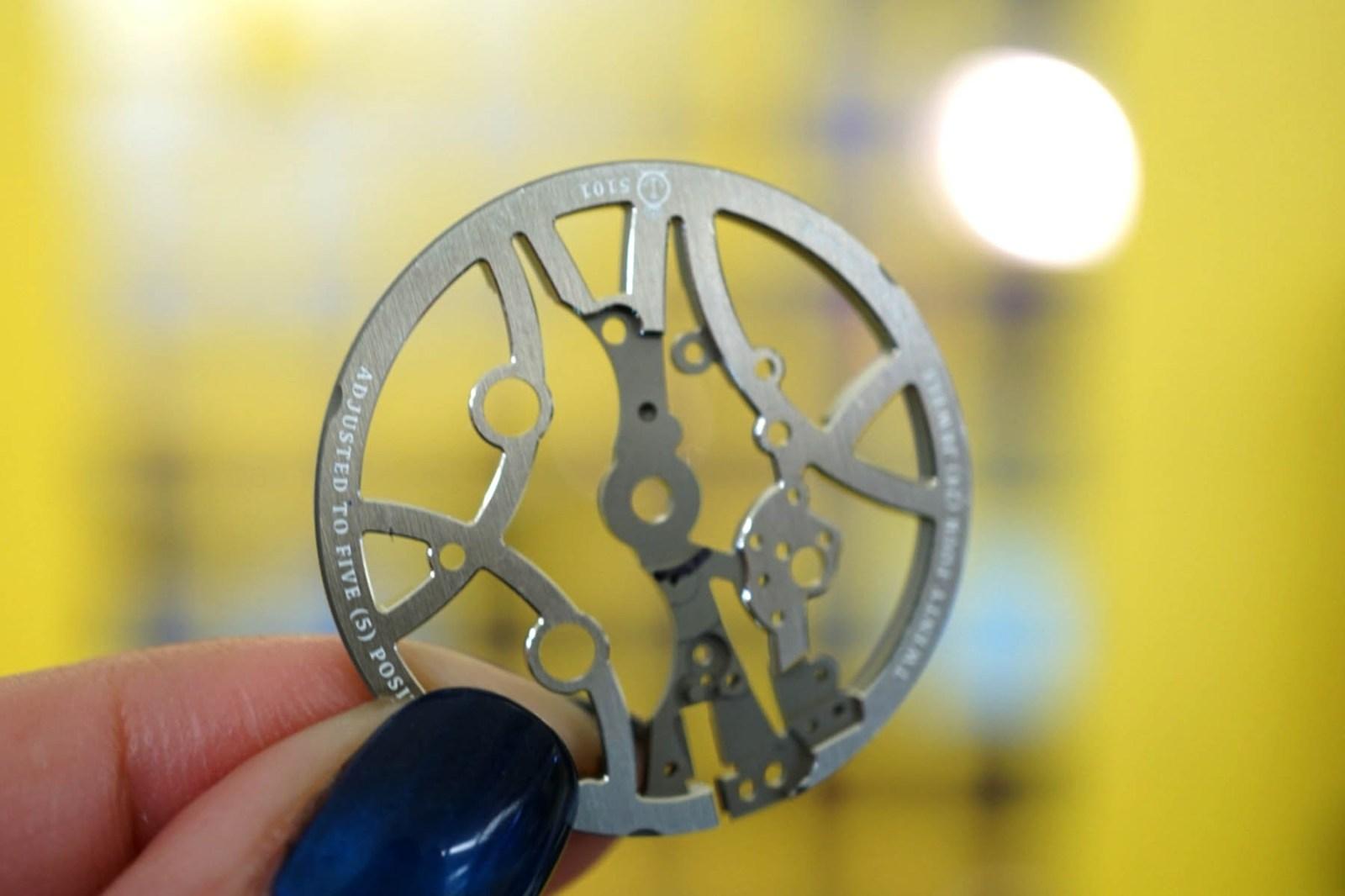 走進瑞士製錶搖籃地區內的 La Joux-Perret