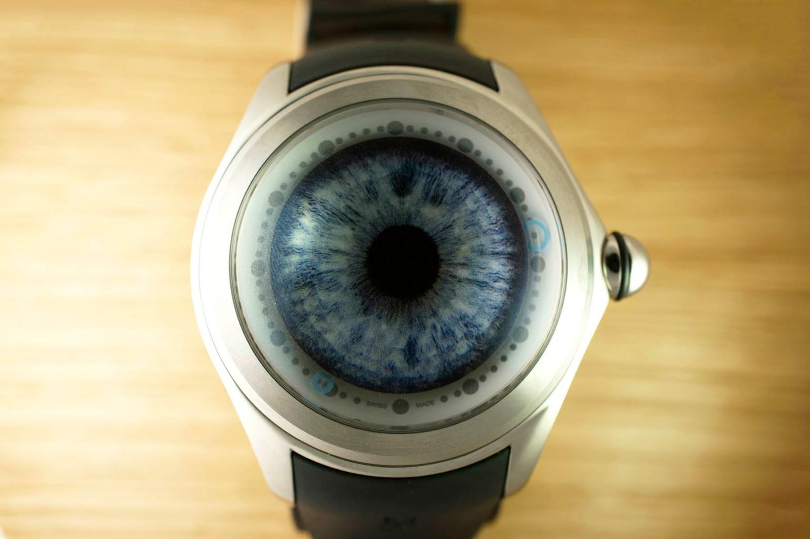 Corum Bubble Watch 變成 Steve Aoki 的創意平台