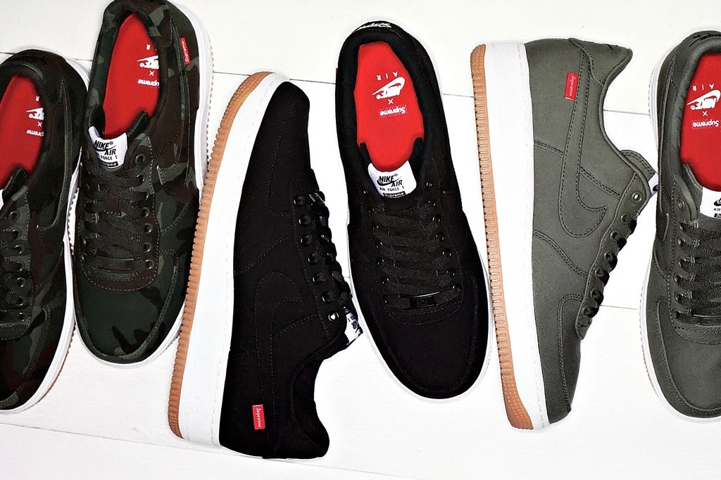 Supreme x Nike Collaboration Secret History