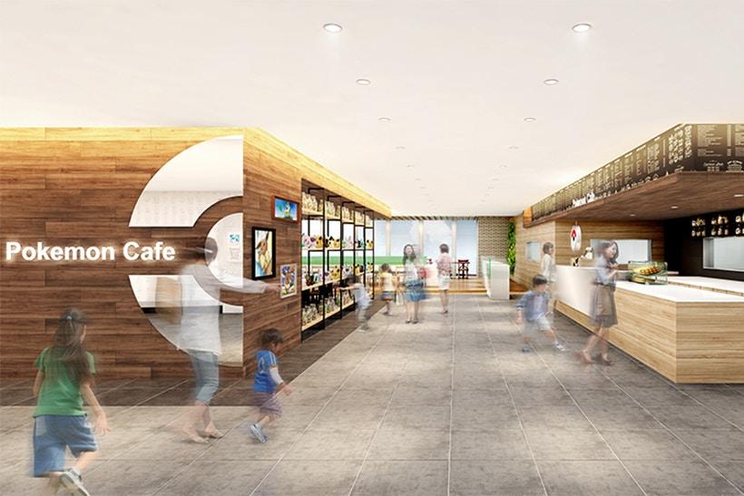 全新 Pokémon Center 主題商店及餐廳將在明年登場