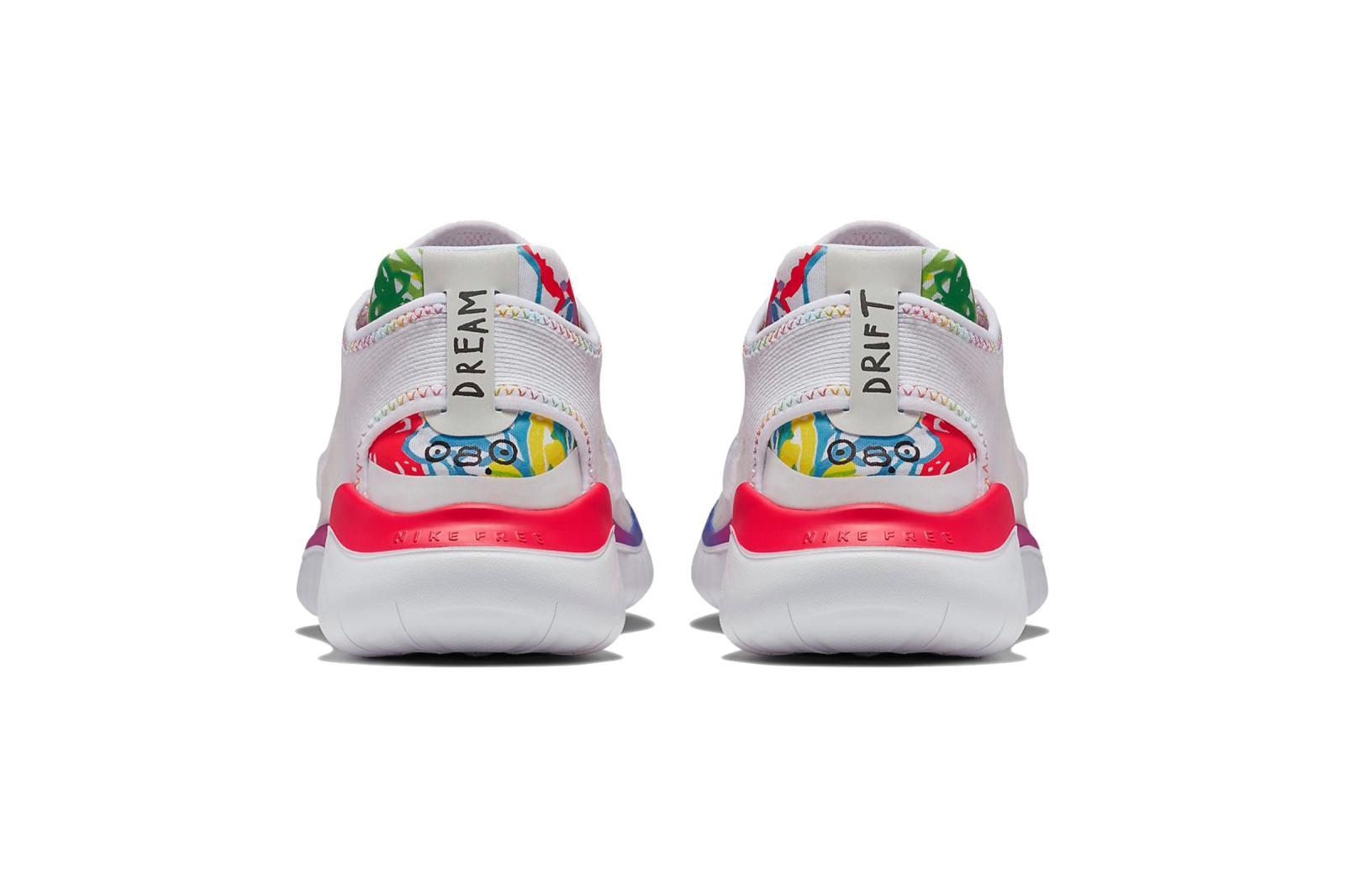 FLABJACKS x Nike Free RN「Free Expression」聯名系列登場