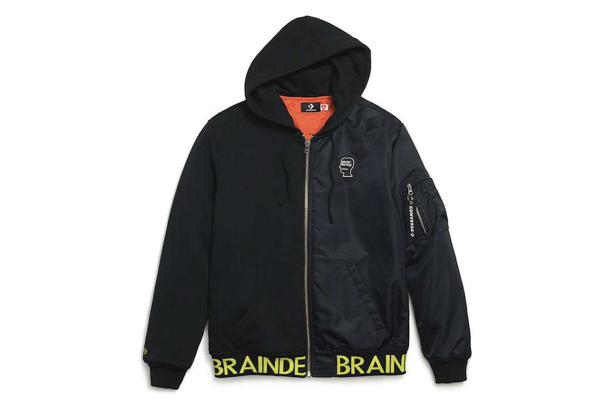 Brain Dead x Converse 2018 秋冬聯乘系列正式發佈