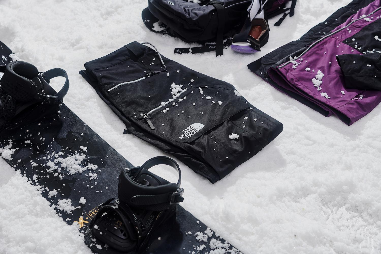 The North Face x Vans 2018 冬季雪地聯名系列正式發布