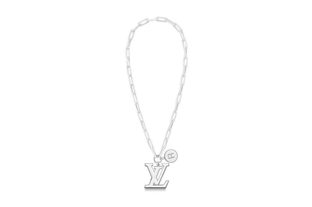 近賞由 Virgil Abloh 設計的 Louis Vuitton 2019 春夏首飾系列