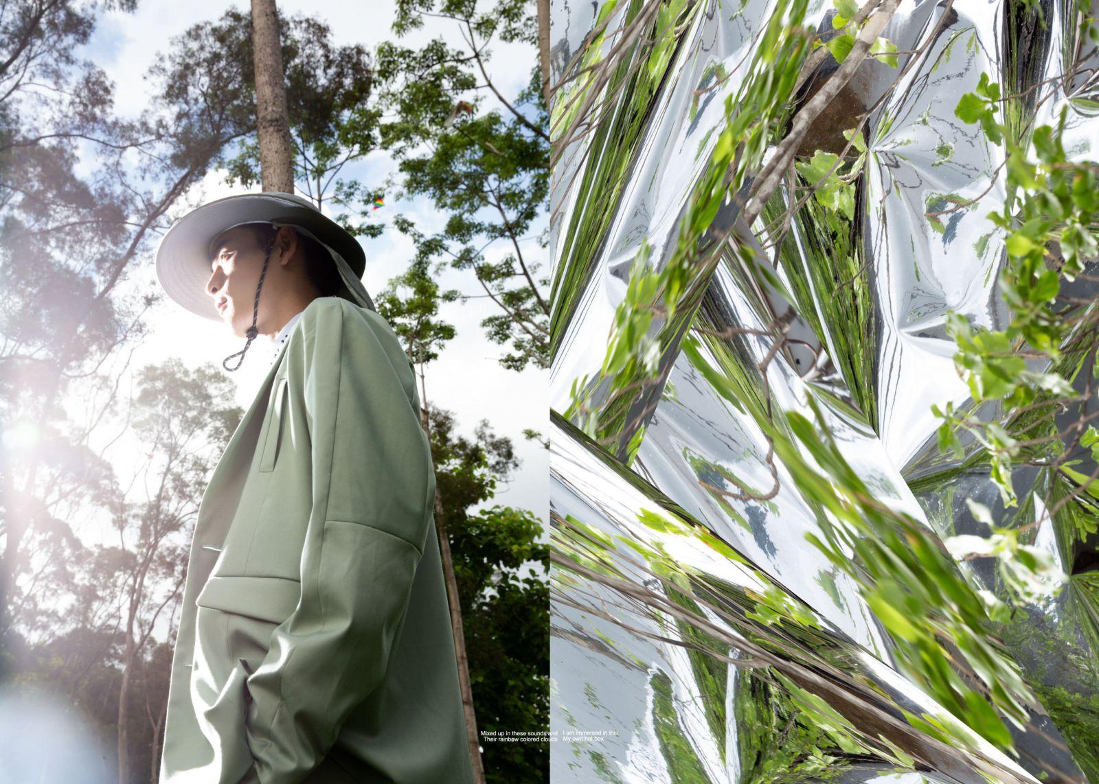 ROARINGWILD 2019 秋冬系列 Lookbook 正式發佈