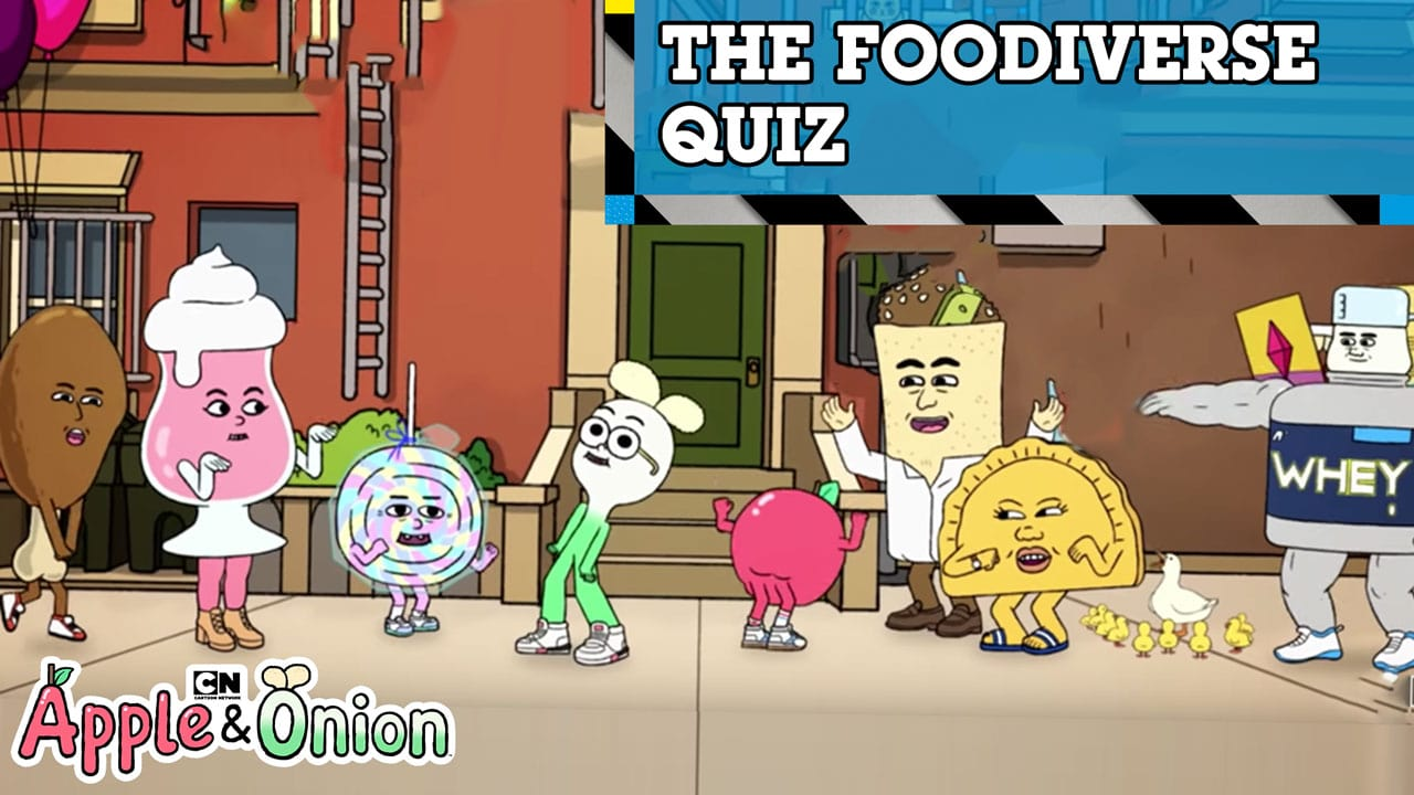 Apple And Onion Games Videos And Downloads Cartoon Network