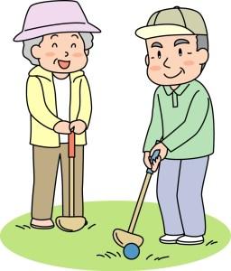 接待ゴルフ