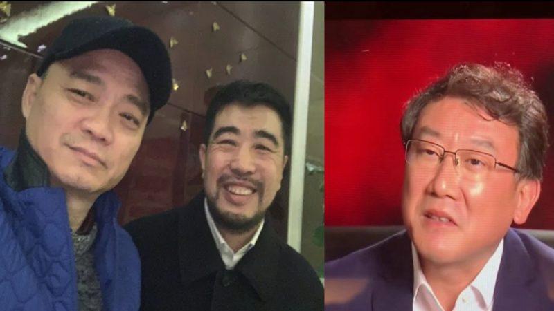 最新消息:崔永元趙發琦協助調查  王林清作品下架