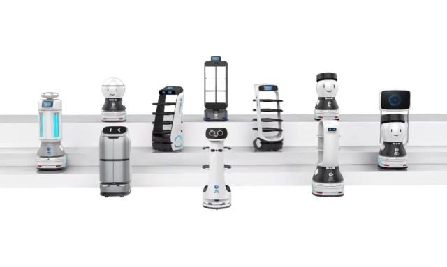 keenonrobot • 擎朗智能完成 2 亿美元 D 轮融资,软银愿景领投 擎朗智能, 新闻