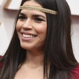 And a no to America Ferrera's headband. Picture: Jordan Strauss/Invision/AP