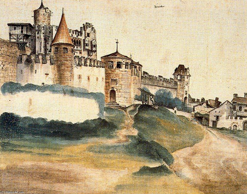 Resultado de imagen de Imágenes de cuadros de castillos iglesias catedrales y cementerios