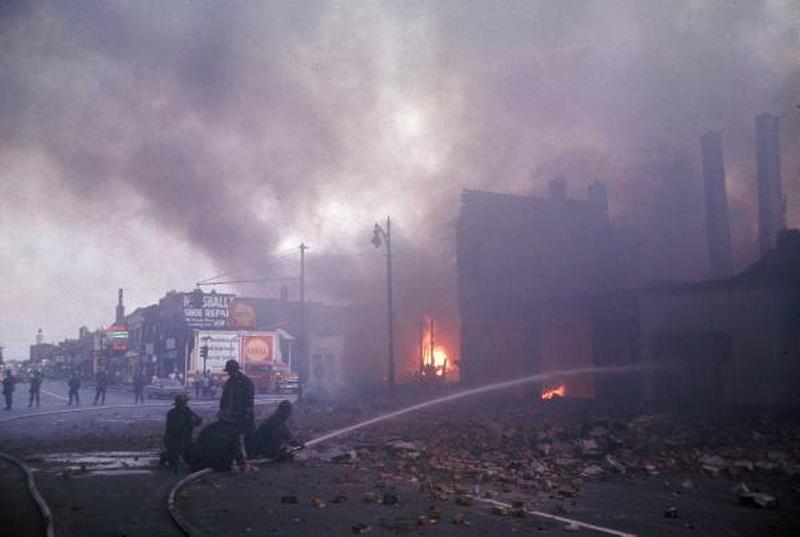 13125 Американский бунт. Детройт, 1967 год