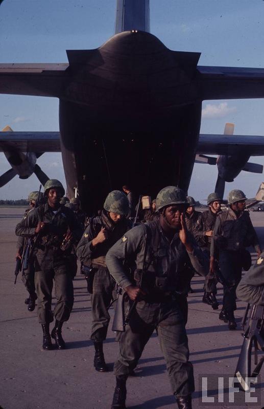 14115 Американский бунт. Детройт, 1967 год