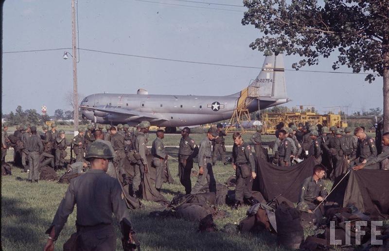 15109 Американский бунт. Детройт, 1967 год