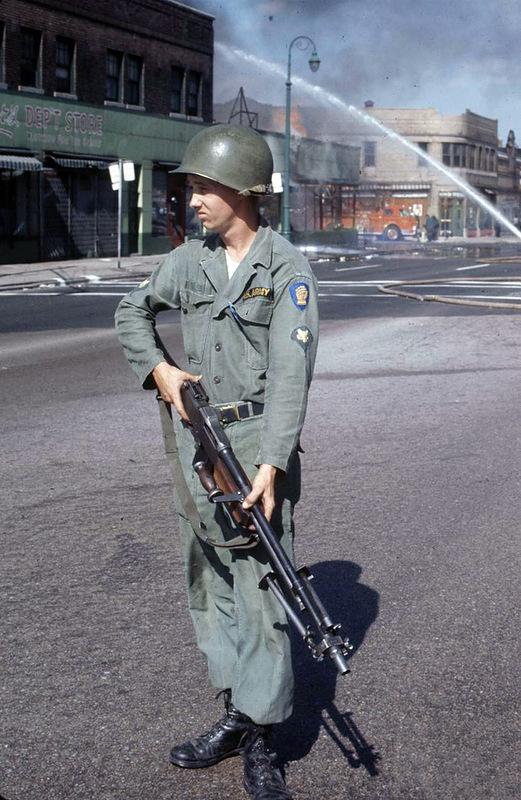 1885 Американский бунт. Детройт, 1967 год