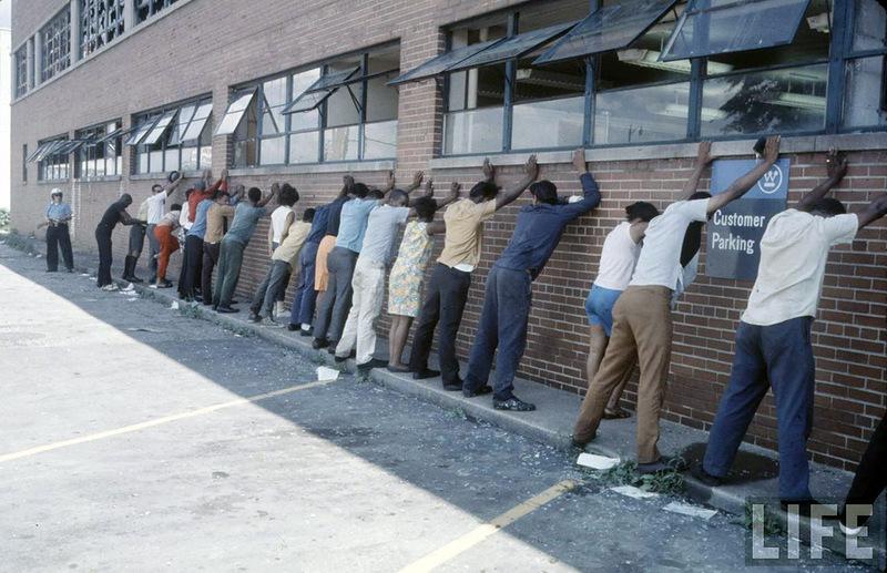 1982 Американский бунт. Детройт, 1967 год