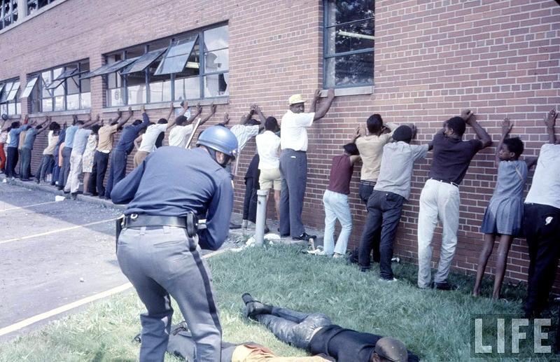 2079 Американский бунт. Детройт, 1967 год