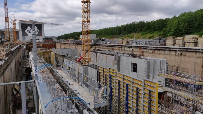 CN3 byggeplads