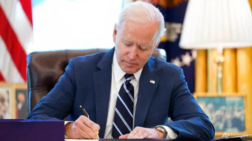 Commentary: Joe Biden's quietly revolutionary first 100 days - CNA