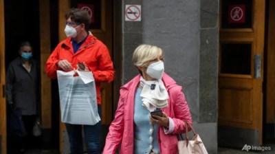 Penduduk Moskow diminta untuk tidak bekerja untuk memerangi COVID-19